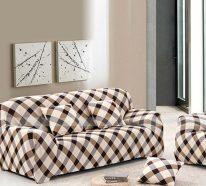 Der Sofabezug verlängert das Leben Ihrer Couch