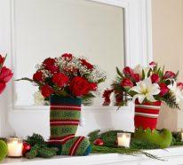 33 weihnachtsdeko ideen und praktische tipps fr ein stimmungsvolles fest - Diy Weihnachtsdeko Basteln