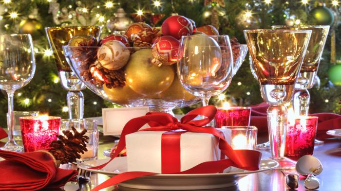 weihnachtsdeko diy ideen tischdekoration weihnachtsgeschenke