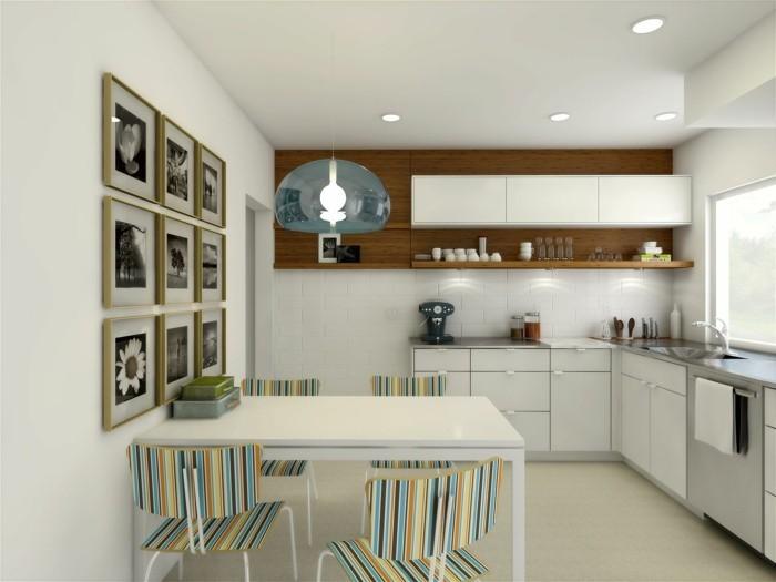 die k chengestaltung kann doch stilvoll und zugleich funktional sein. Black Bedroom Furniture Sets. Home Design Ideas