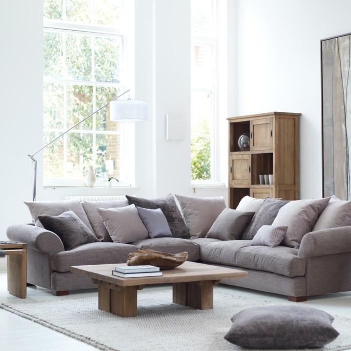 Moderne holzmöbel  Moderne Sofas und ihre richtigen Maße