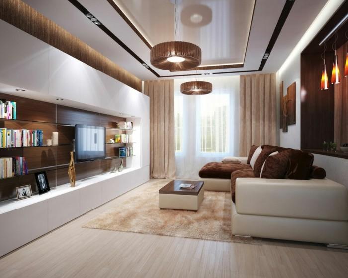 wohnung einrichten wohnzimmer gestalten ideen