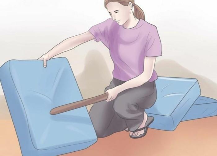 wohnungseinrichtung ideen kueche homeoffice kueche fenster teppich reinigung