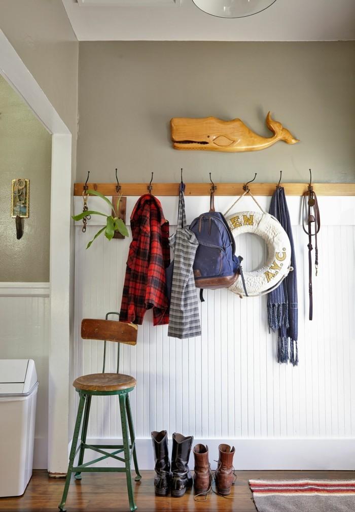 wohnungseinrichtung ideen wohnideen flur teppichlaeufer