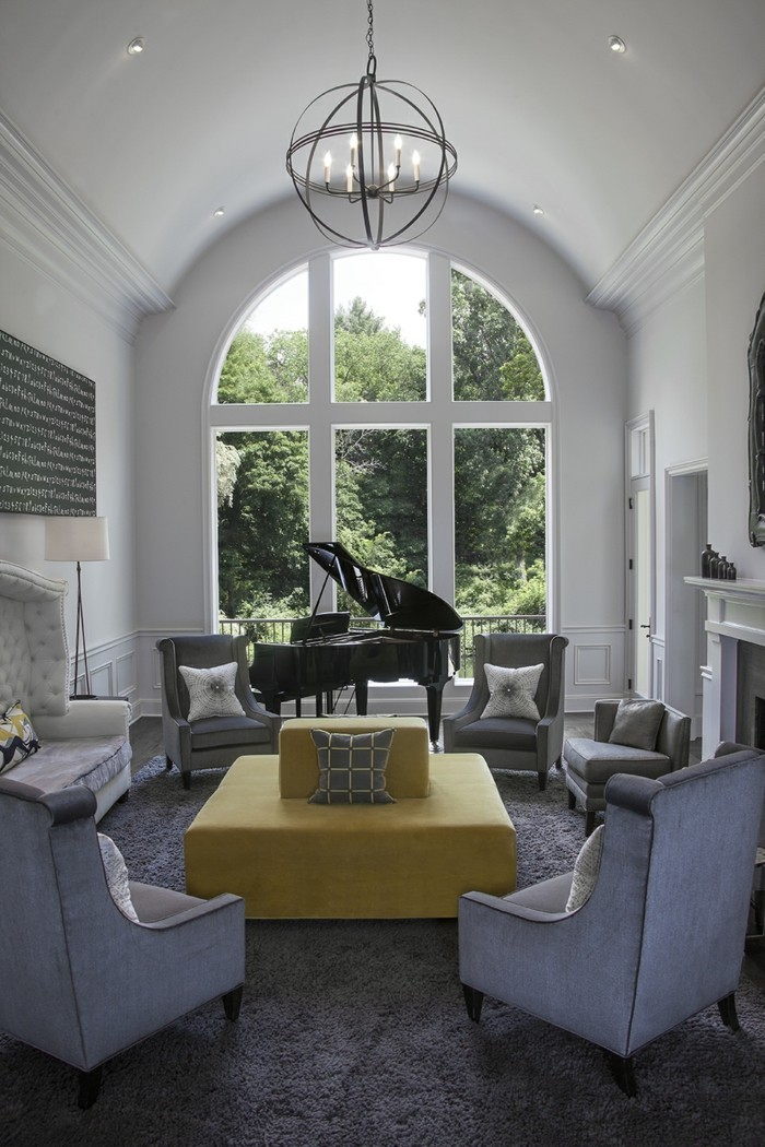 wohnungseinrichtung ideen wohnideen klavier stilvolle moebel