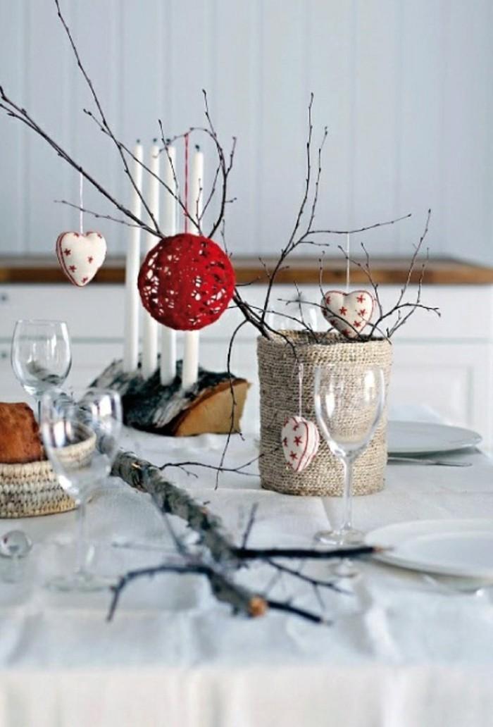 weihnachtliche deko ideen skandinavisch 12