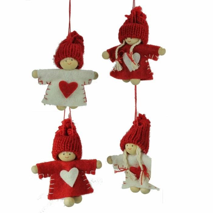 weihnachtliche deko ideen skandinavisch 8