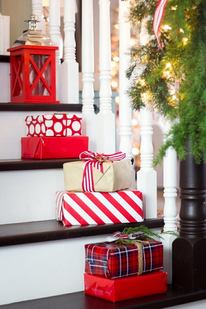 deko ideen weihnachten farben spannung