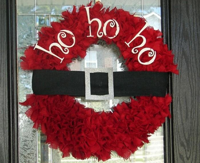 deko ideen weihnachten berghuette farben weihnachtsbaum symbol 2