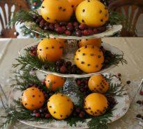 Weihnachtliche Deko Ideen oder wie man festliche Stimmung erzeugt