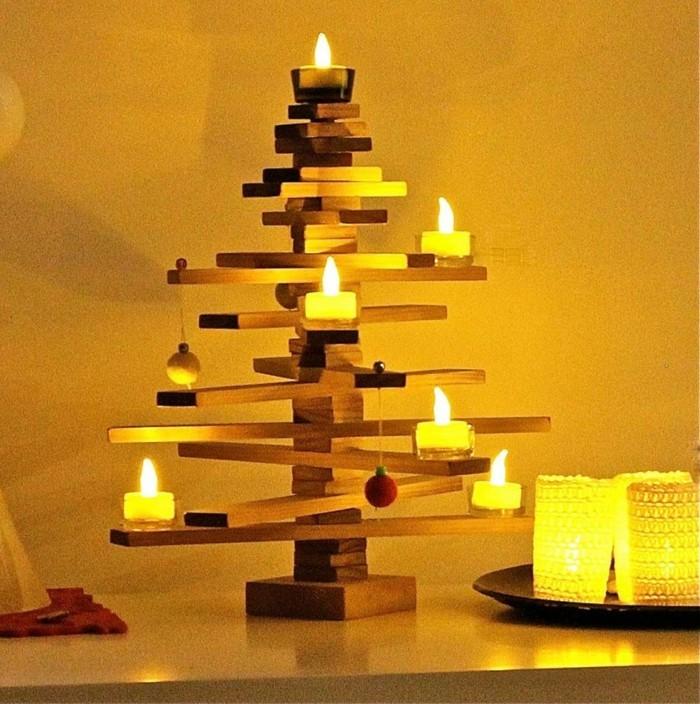 deko ideen weihnachten berghuette farben weihnachtsbaum4