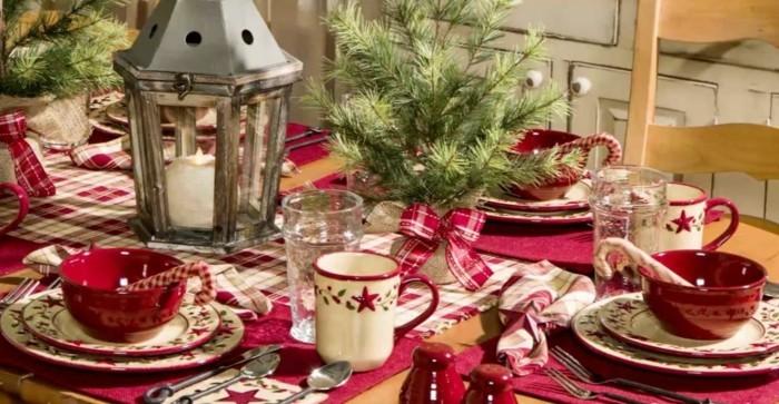 deko ideen weihnachten berghuette farben weihnachtsbaum9