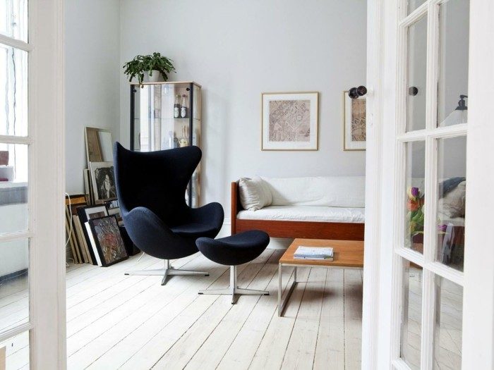 design moebel fritz hansen egg chair arne jacobsen