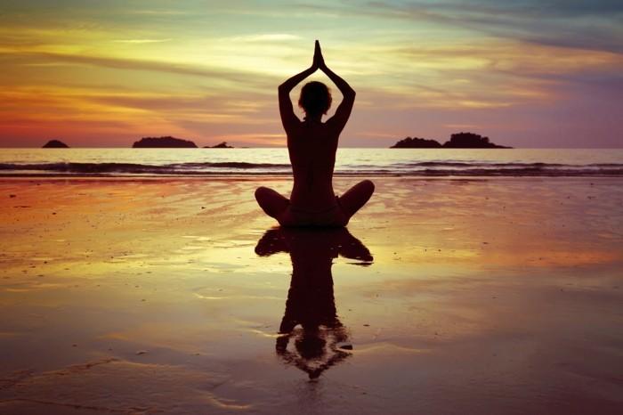 dopamin serotonin endorphin yoga sonnenaufgang sonnenuntergang