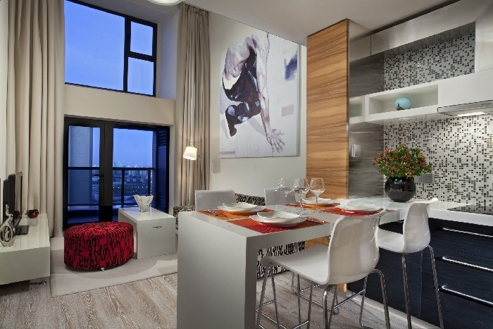 Kleine Wohnung einrichten - Tipps, Tricks und Mythen