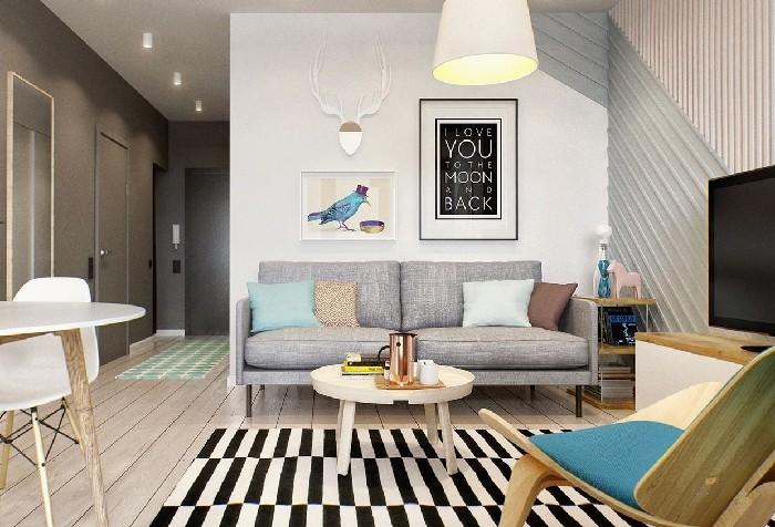 Gut Kleine Wohnung Einrichten U2013 Tipps, Tricks Und Mythen .