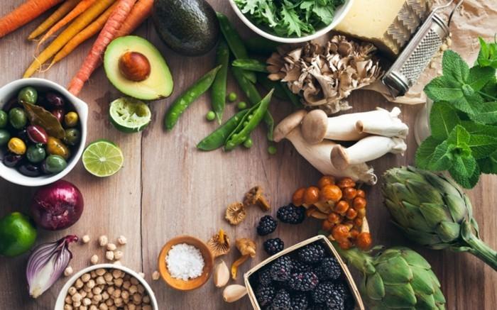 ernaehrungstipps gesundes diaet fehler beim abnehmen ernaehrung bio rohes essen