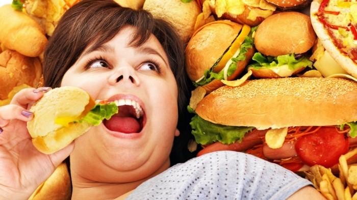 ernaehrungstipps gesundes essen diaet fehler beim abnehmen ernaehrung fast food produkte
