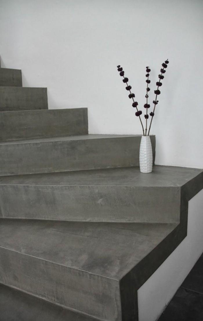 ferienhaus bauen beton gestaltung einrichtung