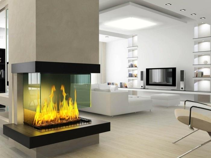kamine bio ethanol gas modernes design wohnzimmer
