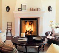 Keine Wärme ist schöner – Kamine verzaubern und bereichern jeden noch so großen Raum