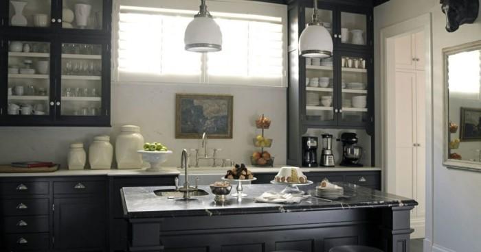 moderne k che mit stil und geschmack einrichten. Black Bedroom Furniture Sets. Home Design Ideas