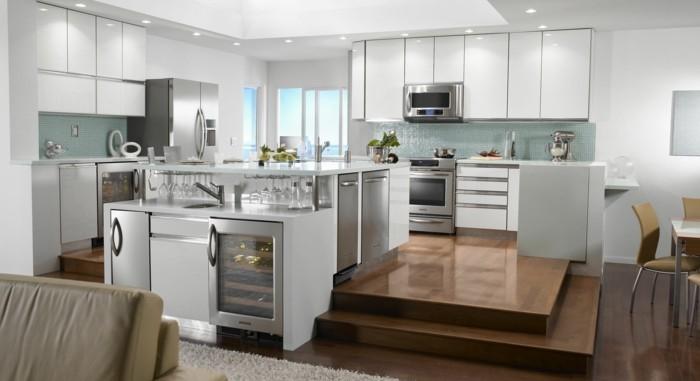 Moderne Küchen – Schaffen Sie die passende Stimmung!