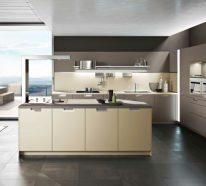 Moderne Küchen - Schaffen Sie die passende Stimmung!