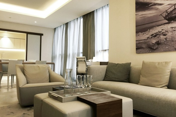 moderne sofas polyester sofastoff wohnideen