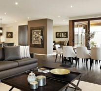 29 wohnungseinrichtung ideen fr mehr offenheit und wohnkomfort - Ideen Wohnzimmer