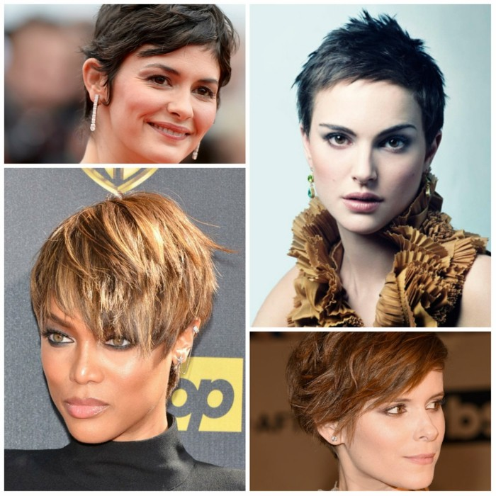 trendfrisuren damen 2017 pixie frisuren