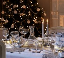 Weihnachtliche Tischdeko und ihre Vielfalt