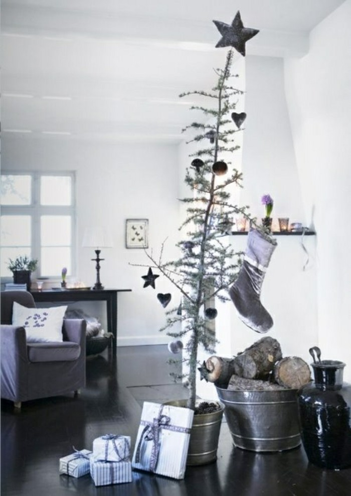 weihnachtsdeko skandinavisch 122