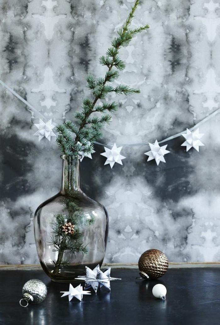 weihnachtsdeko skandinavisch 13