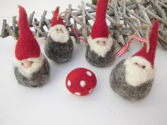 weihnachtsdeko skandinavisch 9
