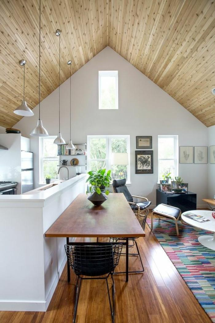 29 wohnungseinrichtung ideen f r mehr offenheit und wohnkomfort. Black Bedroom Furniture Sets. Home Design Ideas
