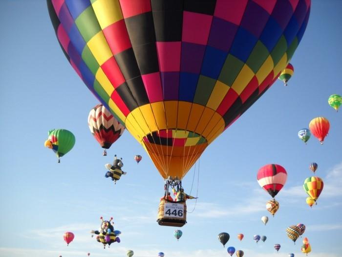 ballonfahren interessant fliegen spass
