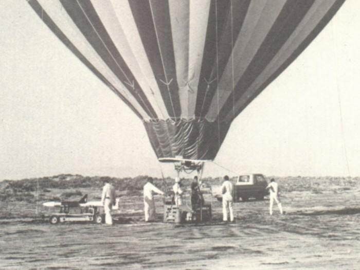balonfahren geschichte