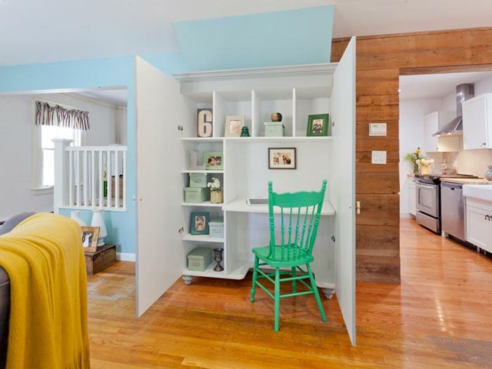 bunte m bel 30 innendesign ideen mit viel farbe. Black Bedroom Furniture Sets. Home Design Ideas