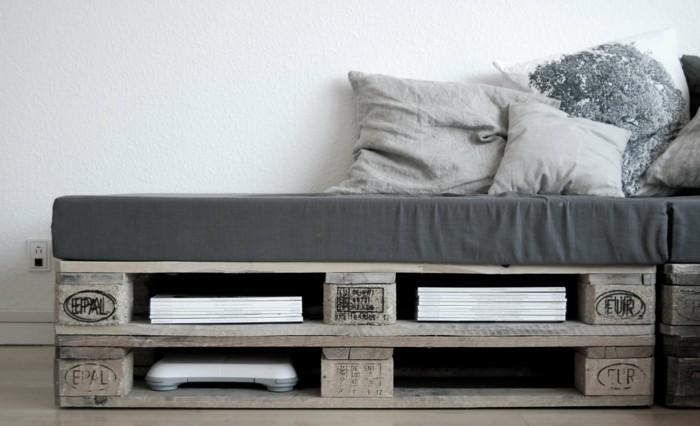 couch selber bauen europaletten wohnideen moebel aus paletten