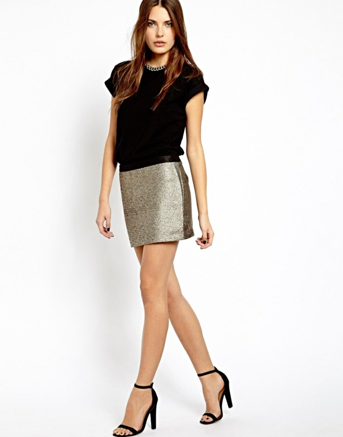 73b05ed716e8 Damen Röcke - Moderne kurze Röcke sind 2017 aktuell