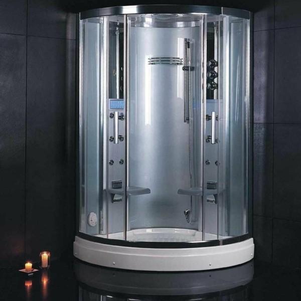 dampfdusche gesund eago silber duschkabine wellness gesundheit