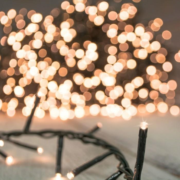 dekotipps wohnungsbeleuchtung led lichterketten