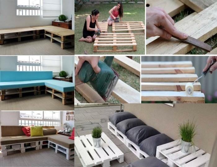 europaletten möbel aus paletten selber bauen palettenmöbel