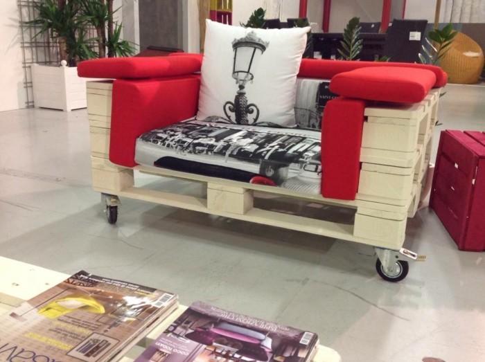europaletten wohnideen sofa selber bauen