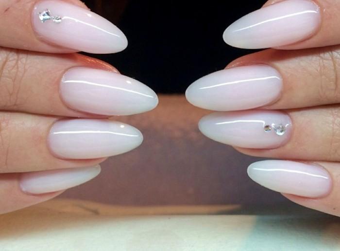 gelnägel schöne fingernägel nageldesigns