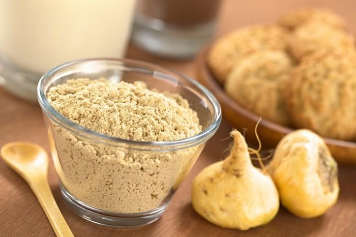 gesund leben superfood maca pulver