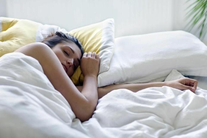 gesund schlafen die richtige schlafposition auswählen