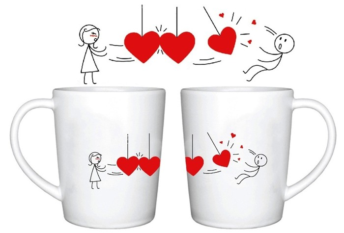 happy valentinstag sprueche romantische ideen tassen20