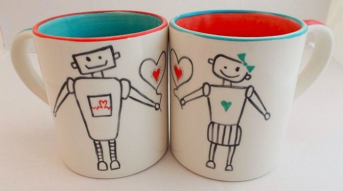 happy valentinstag sprueche romantische ideen tassen39